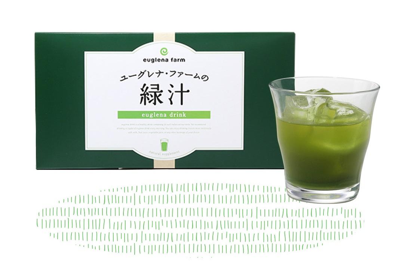 緑汁イメージ